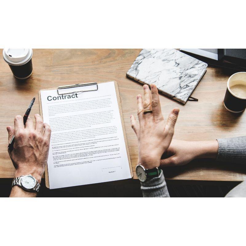 Serviço de consultoria juridica em licitações